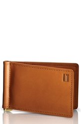 Hartmann 'Belting Collection' Money Clip Wallet Heritage Tan