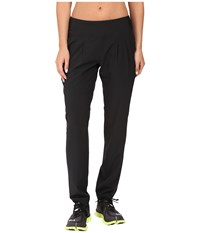Brooks Chaser Pants Black Women's Workout
