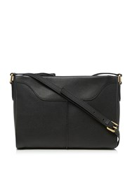 Dickins And Jones Talia Crossbody Bag Black