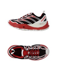 Tecnica Sneakers Red
