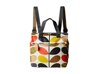 Orla Kiely Small Backpack Multi Backpack Bags