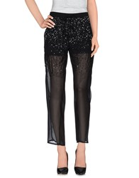 Siste's Siste' S Trousers Casual Trousers Women Black