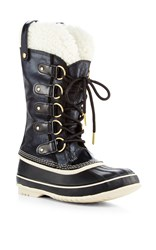 Sorel Joan Of Arctic Holiday Shearling Boot Black