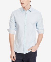 Kenneth Cole Reaction Solid Shirt Haze