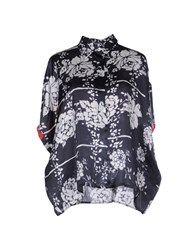 Rosamunda Shirts Shirts Women Black