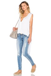 Feel The Piece Easton Hi Low Tank White