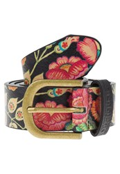Desigual Belt Multicoloured