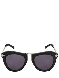 Karen Walker One Orbit Geometric Sunglasses