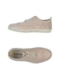 Cafe'noir Cafenoir Lace Up Shoes Light Grey