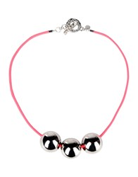 Marc By Marc Jacobs Jewellery Necklaces Women Fuchsia