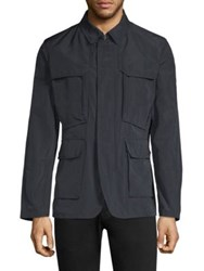 Sanyo Huntington Jacket Midnight