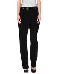 Love Sex Money Trousers Casual Trousers Women Black