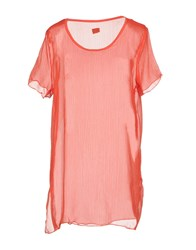 F K Project Blouses Coral