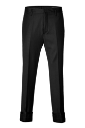 Marc Jacobs Wool Blend Cuffed Pants
