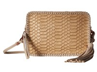 Botkier Quincy Mini Crossbody Nude Cross Body Handbags Beige