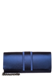 Menbur Isis Clutch Midnight Blue Dark Blue