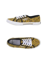 Pepe Jeans Low Tops And Trainers Yellow