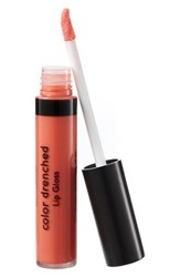 Laura Geller Beauty 'Color Drenched' Lip Gloss Melon Fusion