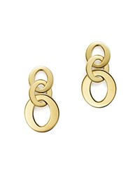 Roberto Coin 18K Yellow Gold Chic And Shine Circle Earrings