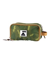 Poler Dope Dopp Kit Wash Bag Green