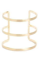Women's Panacea Brushed Cage Cuff
