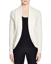 T Tahari Gloria Shawl Collar Cardigan Antique