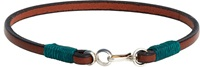 Caputo And Co Lacing Cord And Leather Bracelet Nude