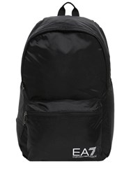 Emporio Armani Train Prime Backpack Black