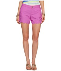 Lilly Pulitzer Buttercup Shorts Amethyst Women's Shorts Purple
