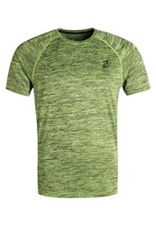 Your Turn Active Sports Shirt Safety Yellow