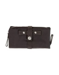 George Gina And Lucy Wallets Dark Brown