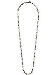Mignot St Barth 'Marquise' Necklace Brown