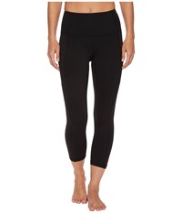 The North Face Motivation High Rise Pocket Crop Pants Tnf Black Casual Pants