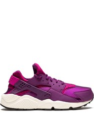Nike Air Huarache Run Print Sneakers Purple