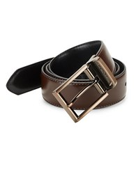 Kenneth Cole Reaction Leather Belt Brown