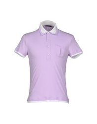 Gazzarrini Polo Shirts Lilac