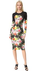 Preen Myra Dress Tin Flower