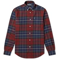 Barbour Lustleigh Shirt Red