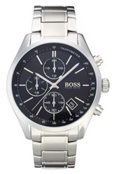 Boss Grand Prix Chronograph Bracelet Watch 44Mm
