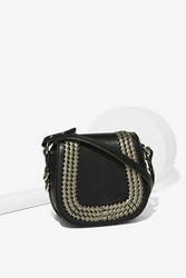 Nasty Gal Home Stretch Saddle Crossbody Bag