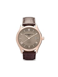 Frederique Constant Classics Index Automatic 40Mm Grey