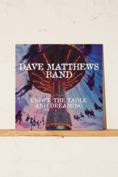 Urban Outfitters Dave Matthews Band Under The Table And Dreaming Lp Black