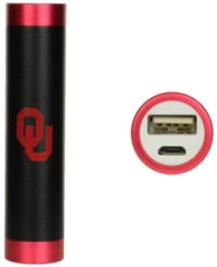 Mizco Oklahoma Sooners Powerbank Charger Crimson
