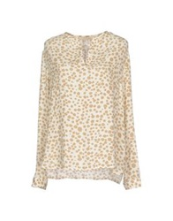 Nougat London Blouses Ivory
