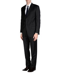 Maestrami Suits And Jackets Suits Men Steel Grey