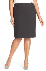 Sejour Plus Size Women's 'Ela' Suit Skirt