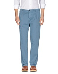 40Weft Casual Pants Pastel Blue