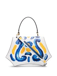 Moschino Painted Tote Bag 60