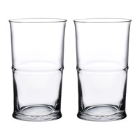 Nude Jour High Water Glasses Set Of 2