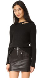 Rta Jules Sweater Nite Gloss